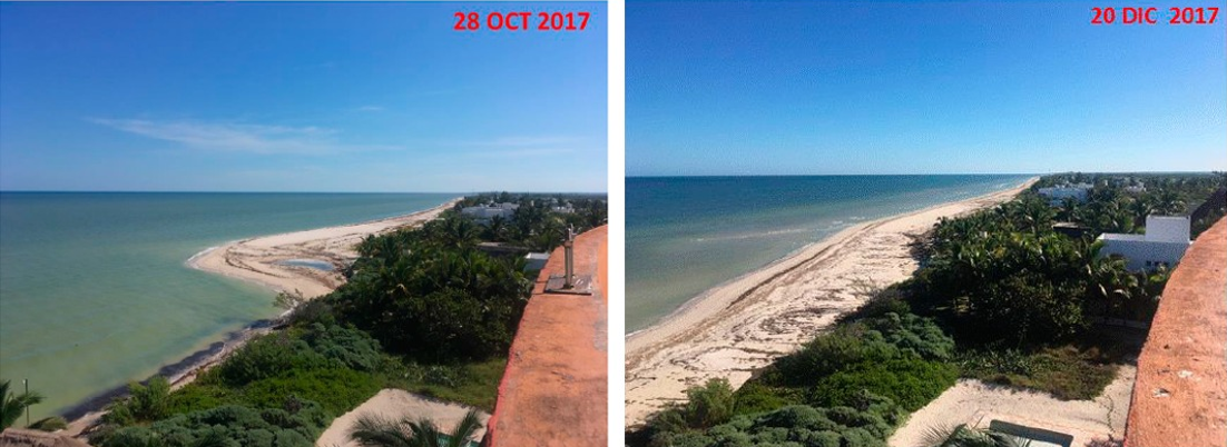 WHEN BEACH RESTORATION DEPENDS ON LEAVING NATURE DO IT BY ITSELF. CASE OF SAN BRUNO, YUCATAN, MEXICO.